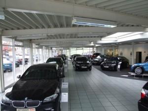 Gebrauchtwagen Verkaufsraum autohaus2000 Hamm