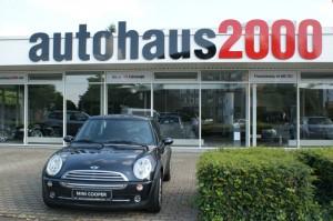 autohaus2000 Front Ansicht
